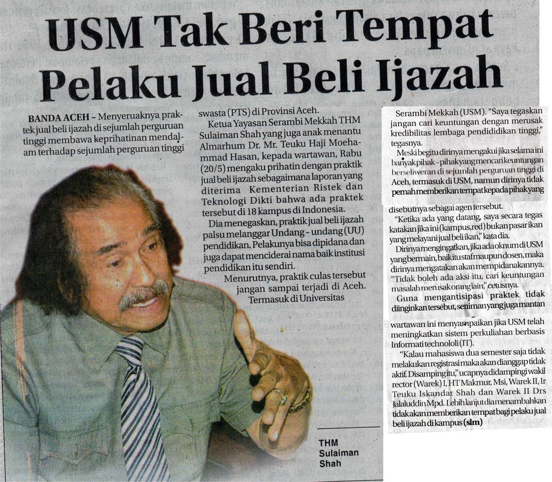 usm-ijazah
