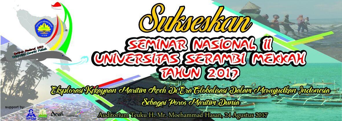 Seminar Nasional USM