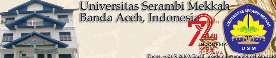 Universitas Serambi Mekkah - Banda Aceh