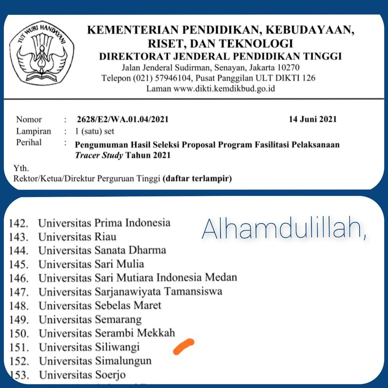 Admin Web Usm Universitas Serambi Mekkah